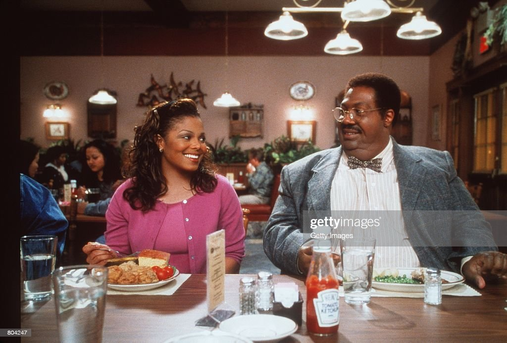 Movie Still of 'The Nutty Professor 2, The Klumps' : News Photo