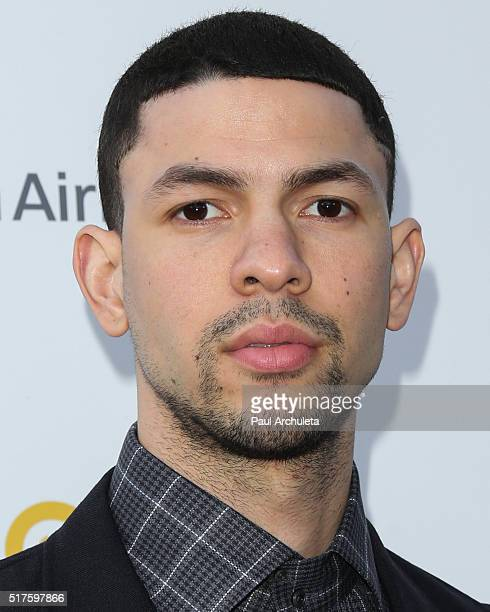 Professional Athlete Austin Rivers attends the 31st Annual CedearsSinai Sports Spectacular Gala at The W Hotel Los Angeles in West Beverly Hills on...
