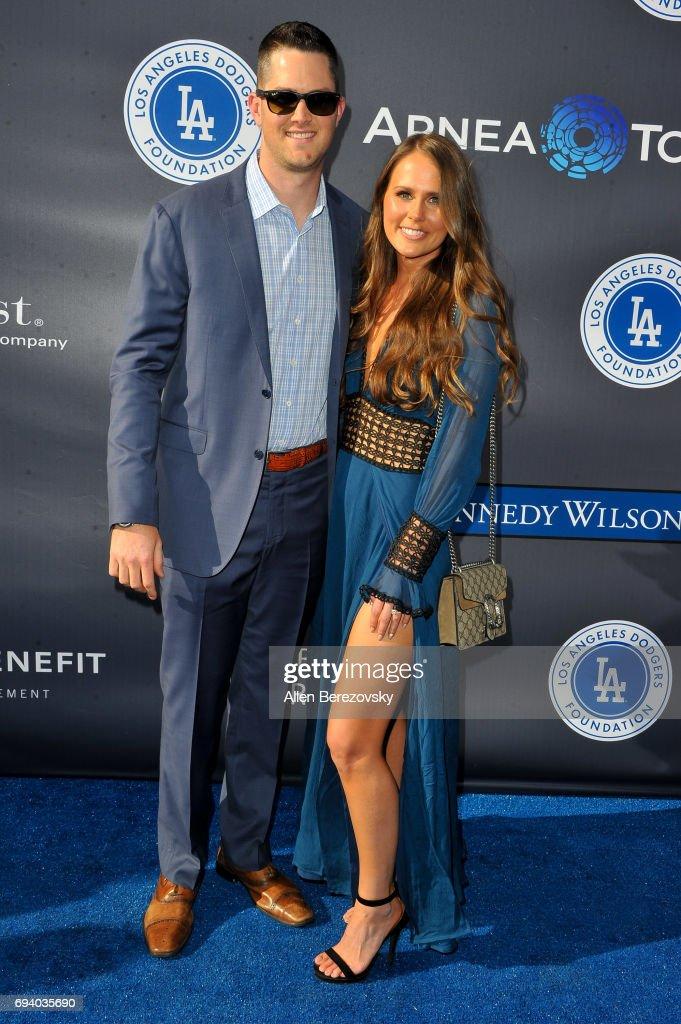 Los Angeles Dodgers Foundation's 3rd Annual Blue Diamond Gala - Arrivals