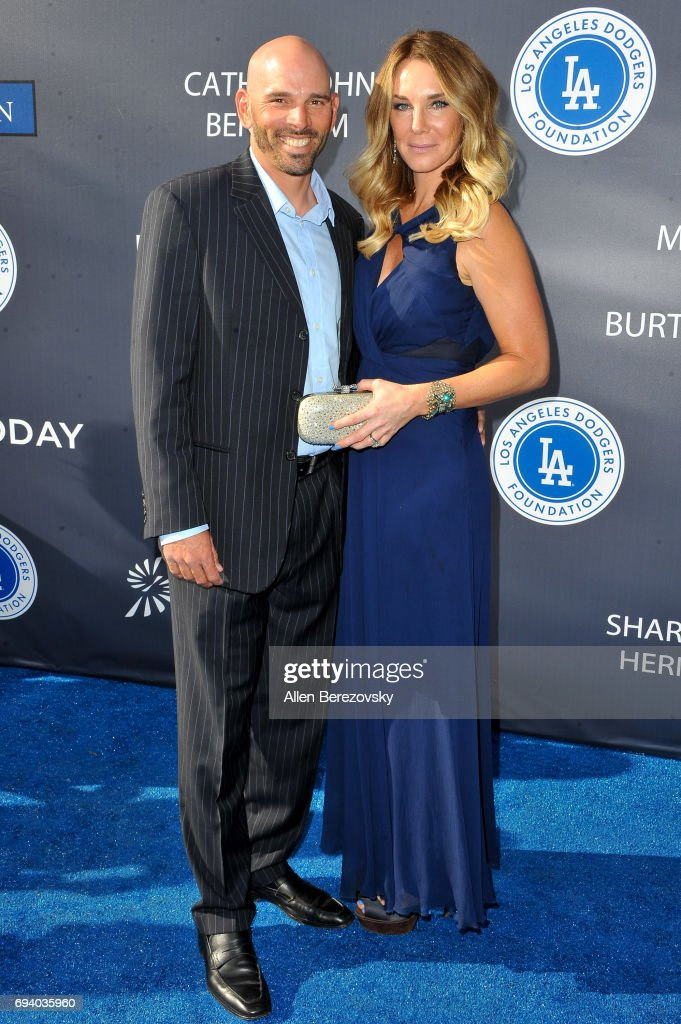 Los Angeles Dodgers Foundation's 3rd Annual Blue Diamond Gala - Arrivals