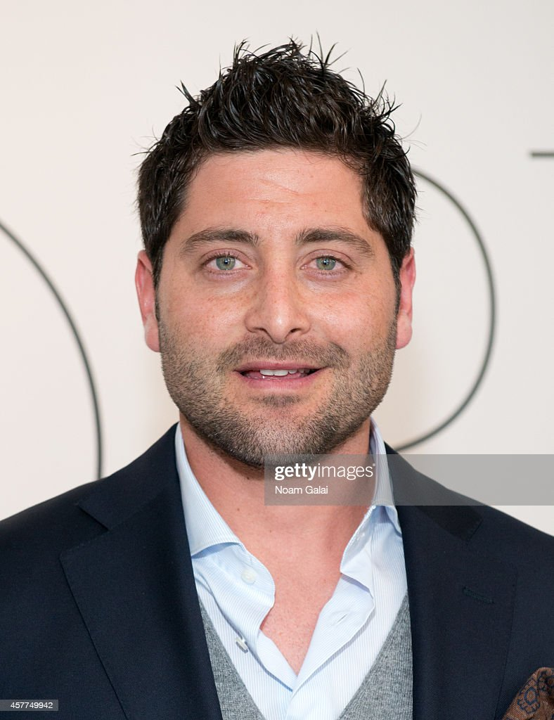Professional baseball player Francisco Cervelli attends the GQ x LaCoste Sport Pop-Up on October 23, 2014 in New York City.