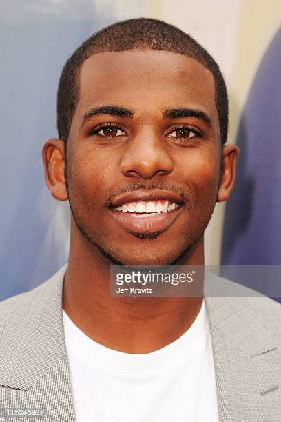 Professional basketball player Chris Paul arrives at Spike TV's 5th annual 2011 'Guys Choice' Awards at Sony Pictures Studios on June 4 2011 in...