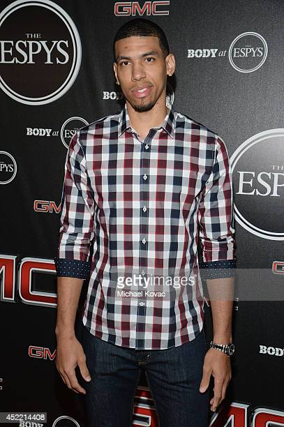 Professional basketball player Danny Green attends the Body at ESPYS PreParty at Lure on July 15 2014 in Hollywood California