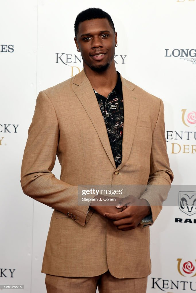 Celebrities Attend The 144th Annual Kentucky Derby : News Photo