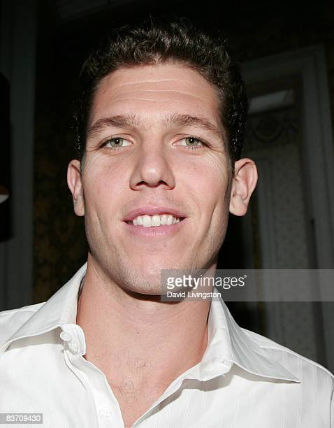 Professional basketball player Luke Walton attends the Cathy's Kids and Lamar Odom Foundation event at S Bar on November 15 2008 in Hollywood...