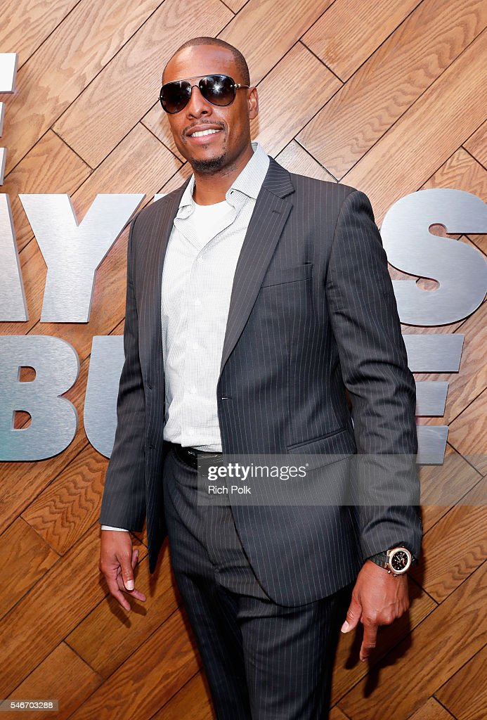 Professional basketball player Paul Pierce attends The Players' Tribune Summer Party at No Vacancy on July 12, 2016 in Los Angeles, California.
