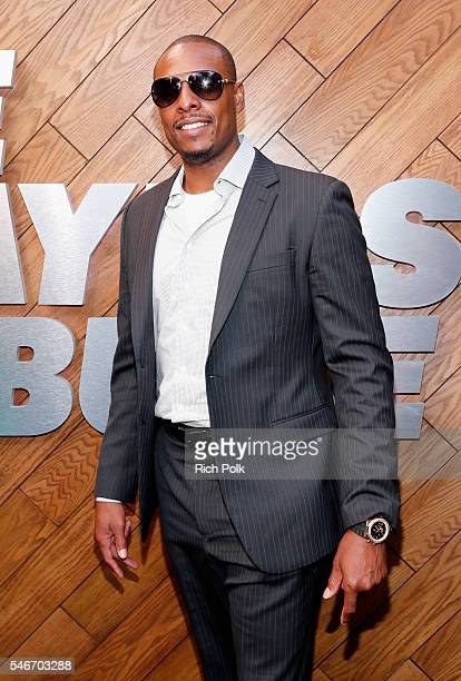 Professional basketball player Paul Pierce attends The Players' Tribune Summer Party at No Vacancy on July 12 2016 in Los Angeles California