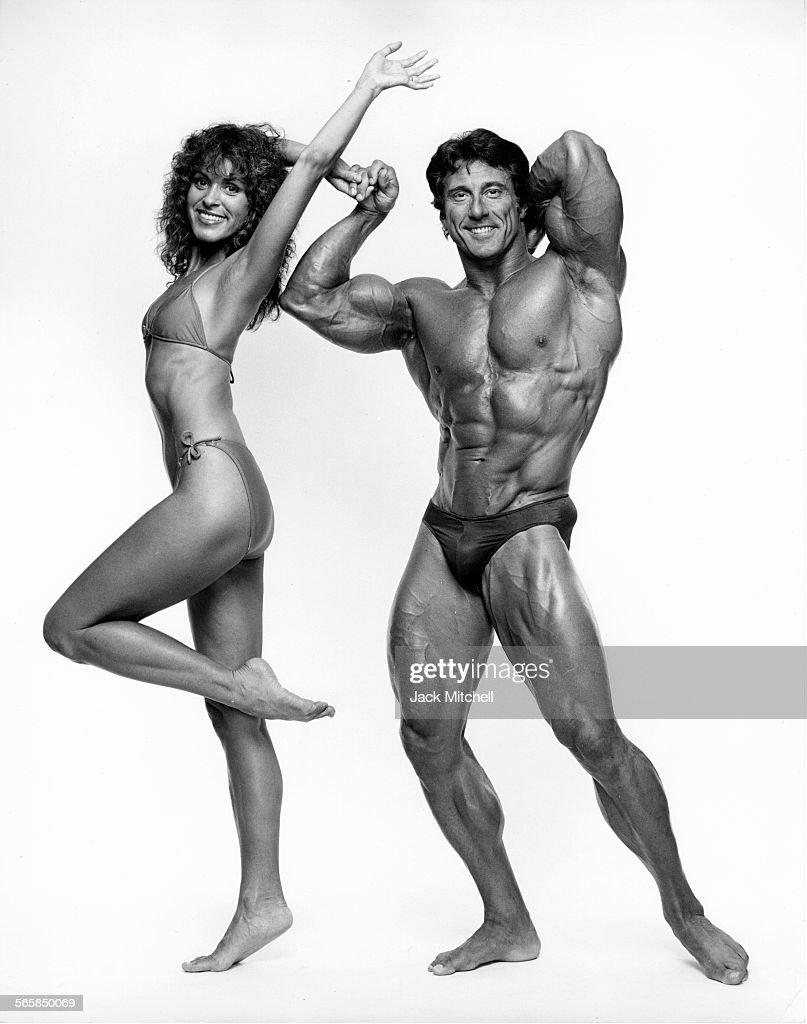 Frank and Christine Zane : News Photo