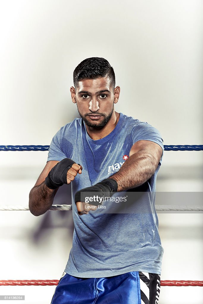 Amir Khan, Forever Sports UK, January 1, 2016
