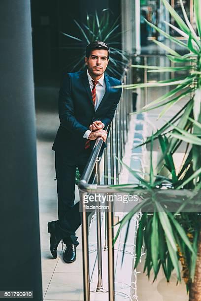Professional Businessman