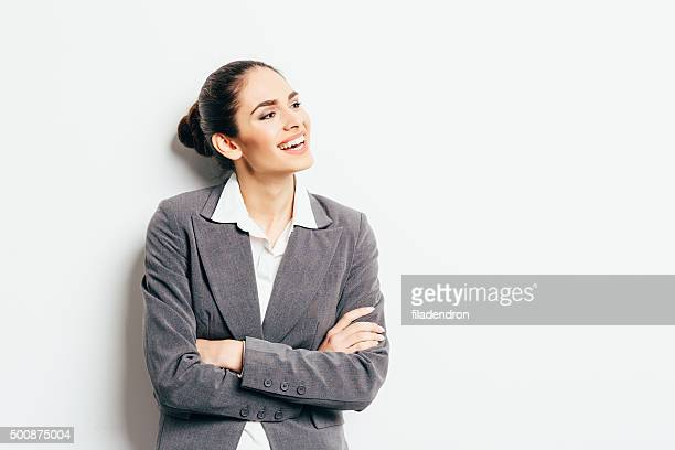 professional businesswoman - looking away stock pictures, royalty-free photos & images