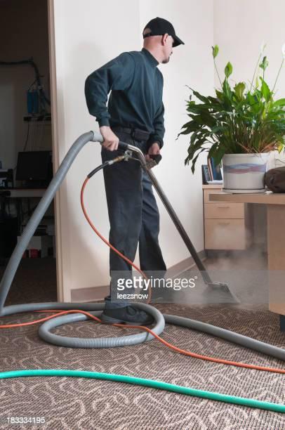 Limpiador profesional de limpieza de la alfombra de vapor