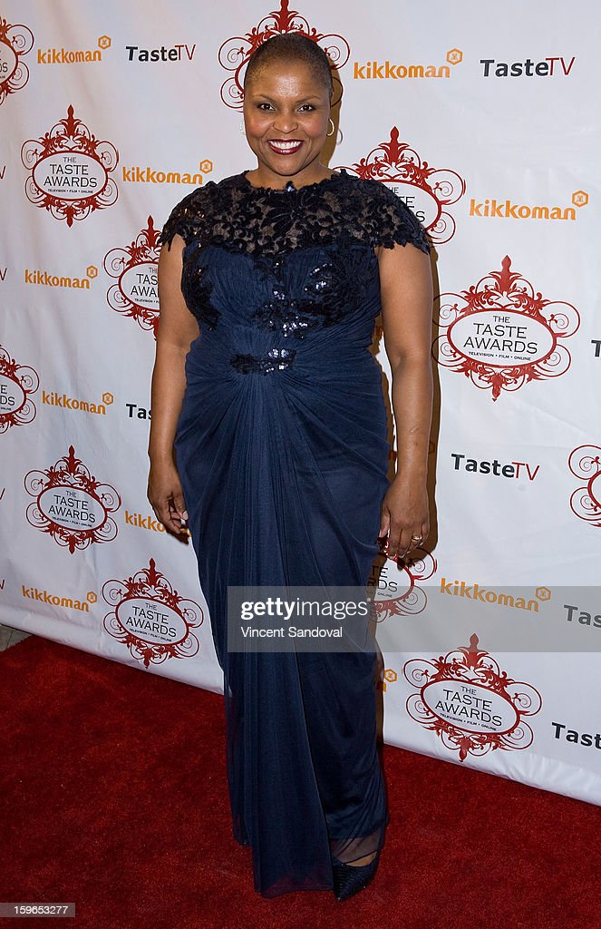 Professional Chef Tanya Holland attends the 4th annual Taste Awards at Vibiana on January 17, 2013 in Los Angeles, California.