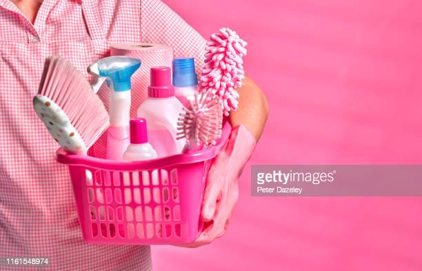 professional cleaner - cleaning agent stock pictures, royalty-free photos & images