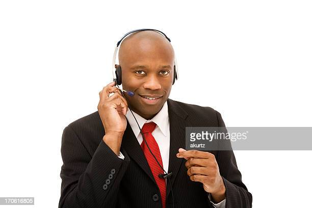 Professional customer service