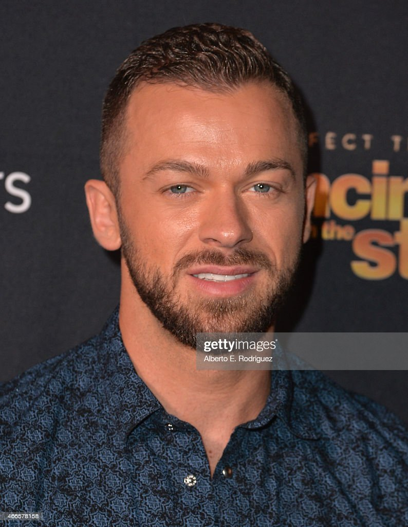 Professional dancer Artem Chigvintsev attends the premiere of ABC's 'Dancing With The Stars' season 20 at HYDE Sunset: Kitchen + Cocktails on March 16, 2015 in West Hollywood, California.