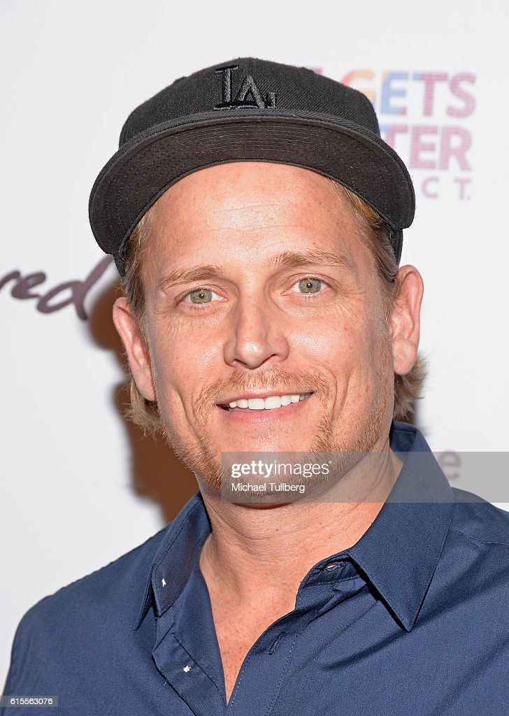 Professional dancer Damian Whitewood attends the premiere of PSH Collective's 'First Girl I Loved' at the Vista Theatre on October 18, 2016 in Los Angeles, California.