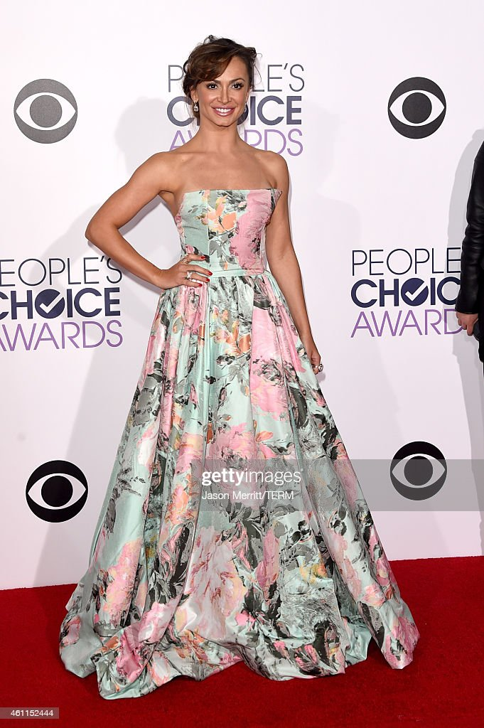 The 41st Annual People's Choice Awards - Arrivals : Fotografía de noticias