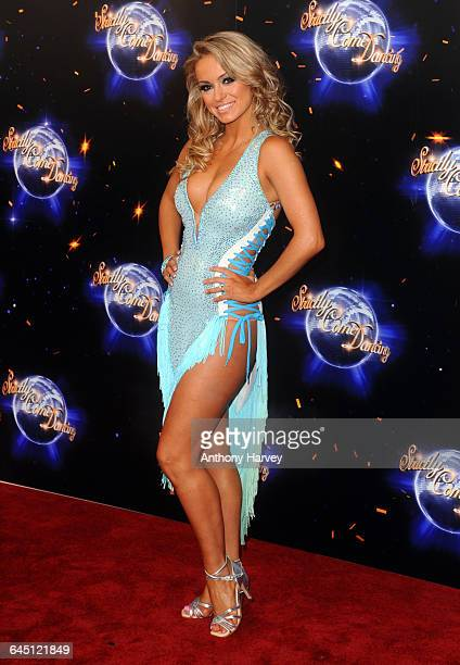 Professional Dancer Orla Jordan attends the Strictly Come Dancing 2011 press launch at BBC Television Centre on September 7 2011 in London