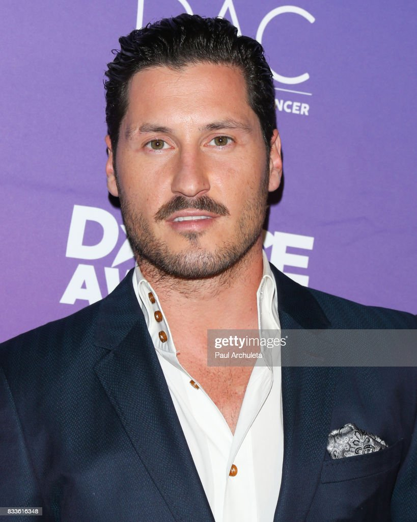 Professional Dancers Val Chmerkovskiy attends the 2017 Industry Dance Awards and Cancer Benefit show at Avalon on August 16, 2017 in Hollywood, California.