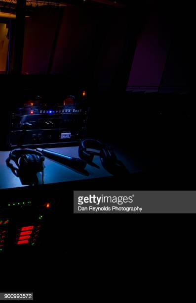 Professional Equipment for Digital recording, Broadcasting, TV editing, and Lighting Equipment