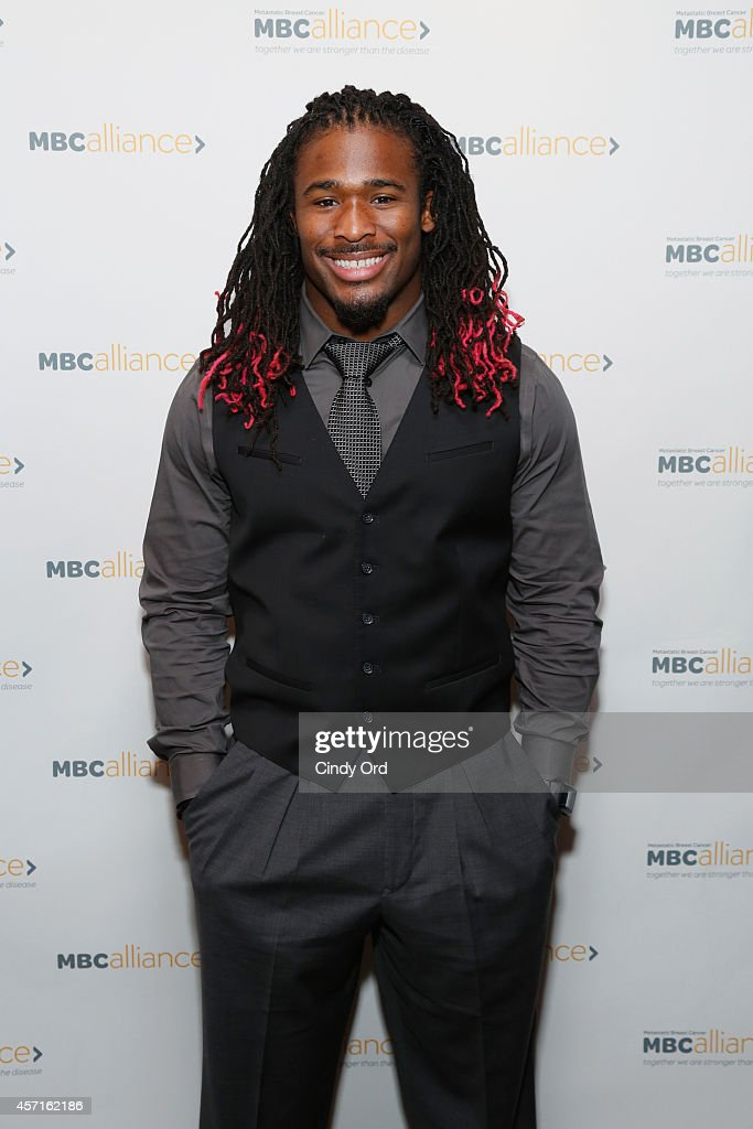 Professional Football Player DeAngelo Williams Helps The Metastatic Breast Cancer Alliance launch New Landmark Report