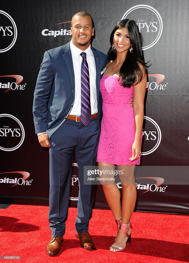 2014 ESPYS - Arrivals : News Photo