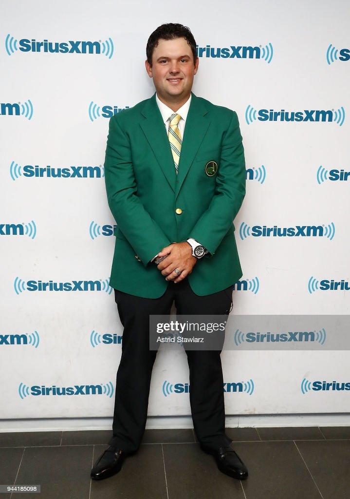 Celebrities Visit SiriusXM - April 10, 2018 : News Photo