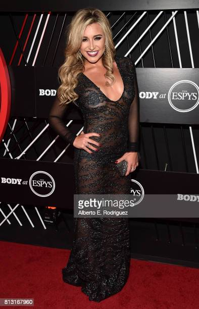 Professional Golfer Chelsea Pezzola attends the BODY at The EPYS PreParty at Avalon Hollywood on July 11 2017 in Los Angeles California