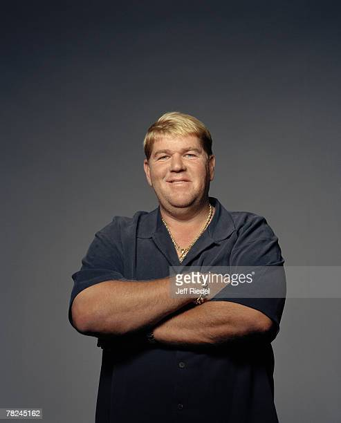 Professional Golfer John Daly is photographed in New York City for ESPN Magazine<br>Cover image