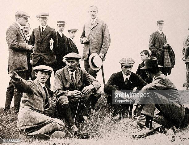 harry vardon stock photos and pictures