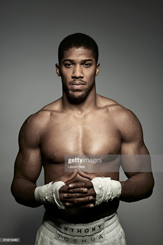 Anthony Joshua, Observer UK, April 16, 2017