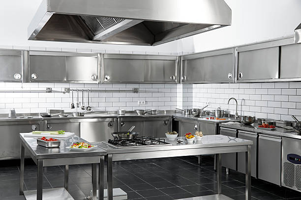 free industrial kitchen images pictures and royalty free stock