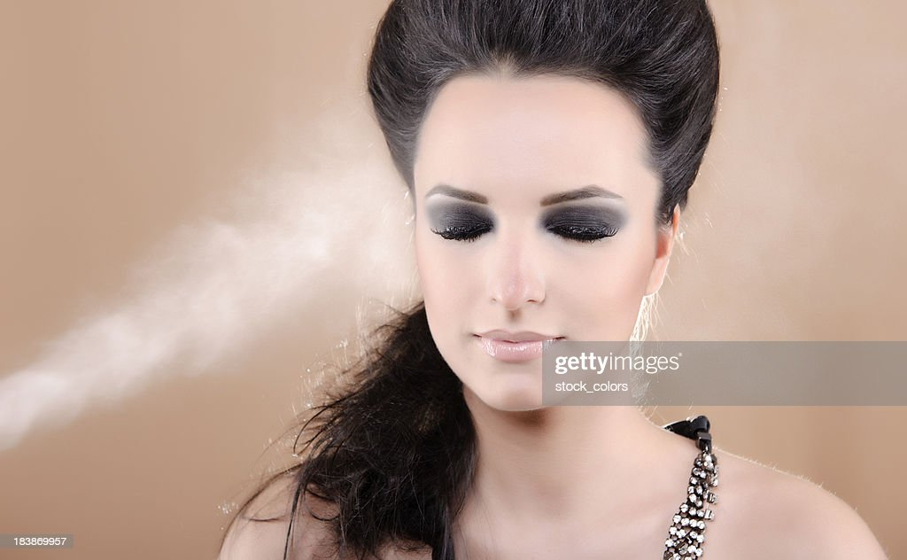 professional make up : Stock Photo