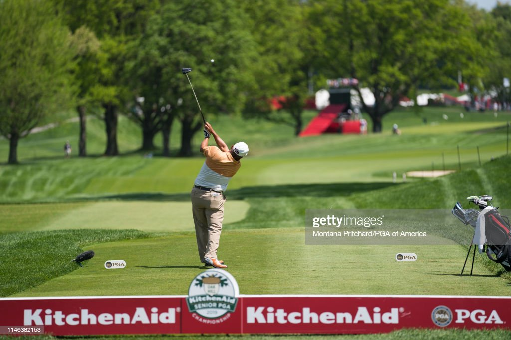 NY: Senior PGA Championship - Final Round