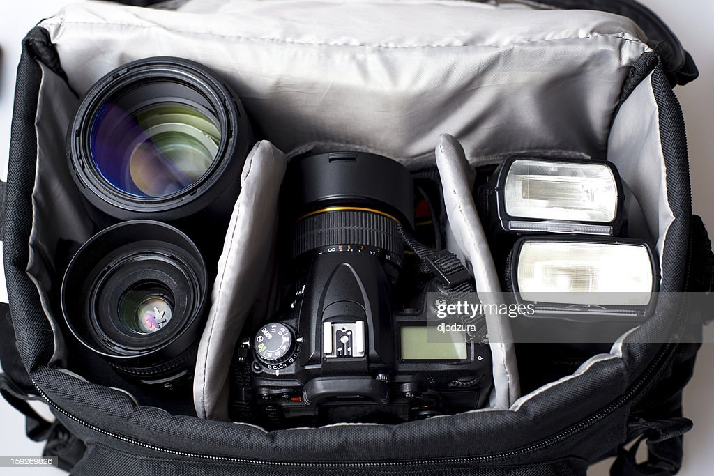 Professional photographer bag