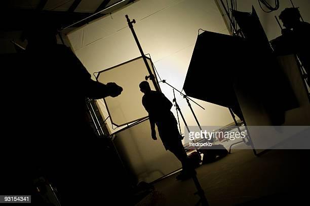 Fotografia professionale Studio con illuminazione Studio