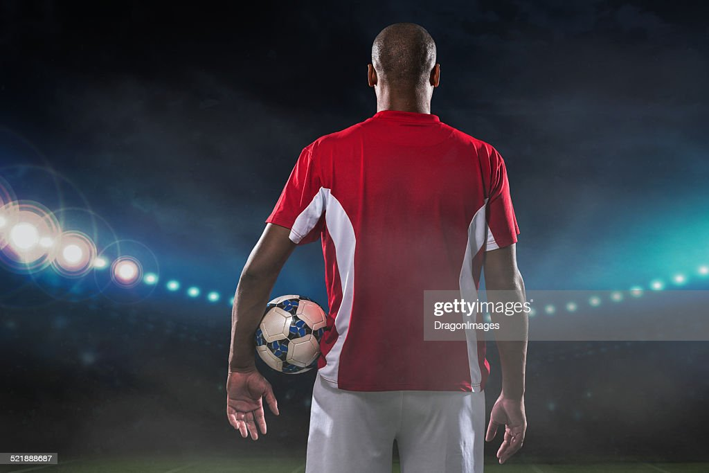 Professional player : Stock Photo