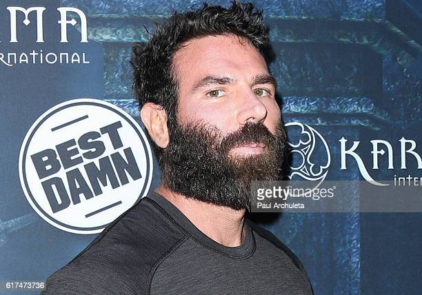Professional Poker Player Dan Bilzerian attends Maxim Magazine's annual Halloween party on October 22 2016 in Los Angeles California