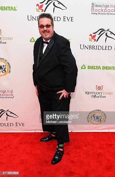 Professional poker player Robert Williamson III attends the 141st Kentucky Derby Unbridled Eve Gala at Galt House Hotel Suites on May 1 2015 in...
