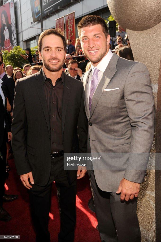 2012 ESPY Awards - Red Carpet