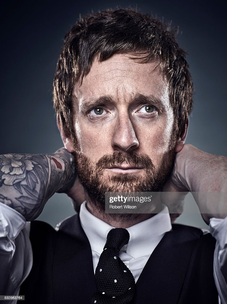bradley wiggins times uk december 5 2015の写真およびイメージ