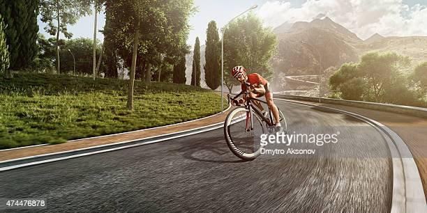 professional road cyclist - cycling event stock pictures, royalty-free photos & images