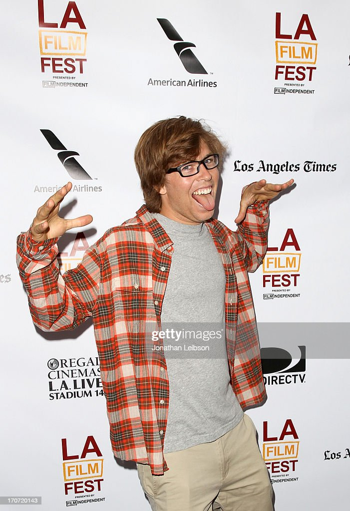 "2013 Los Angeles Film Festival - ""The Crash Reel"" Premiere"