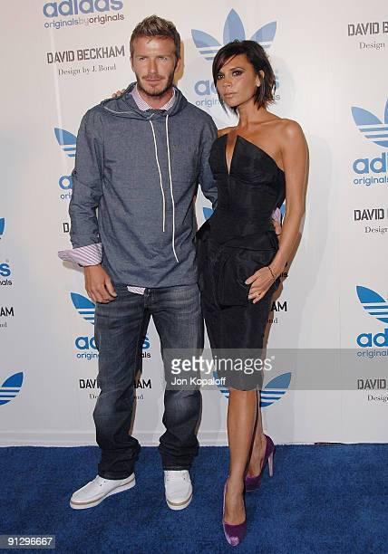 declarar Íncubo solo  99 photos et images de David Beckham And James Bond Adidas Originals Launch  Party Los Angeles Ca - Getty Images