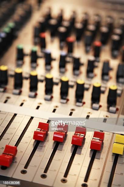 Professionelle sound Mischpult