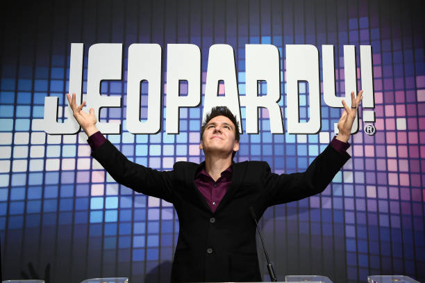 """NV: James Holzhauer Introduces """"Jeopardy!""""-Themed IGT Slot Machines"""