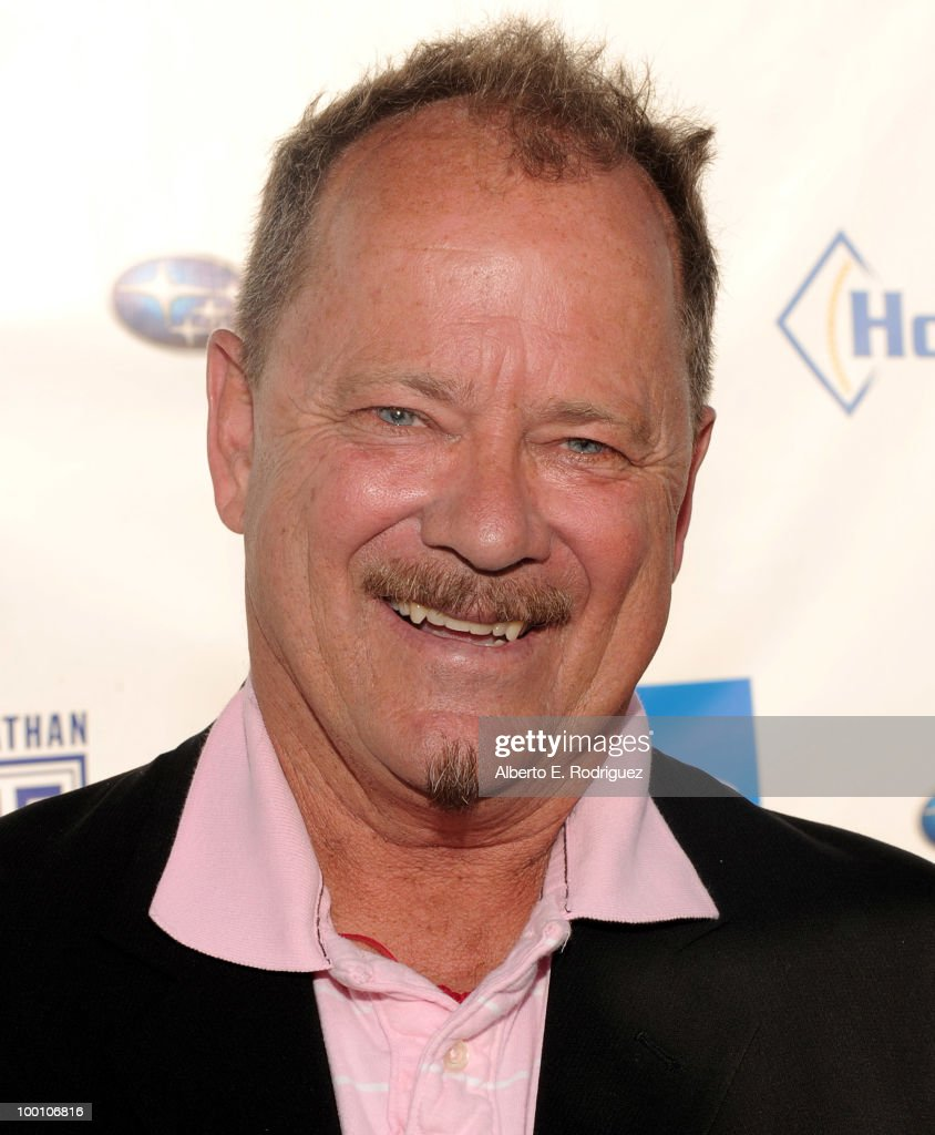 Professional surfer PT Townend arrives at Heal the Bay's 25th annual 'Night Under the Stars' on May 20, 2010 in Santa Monica, California.