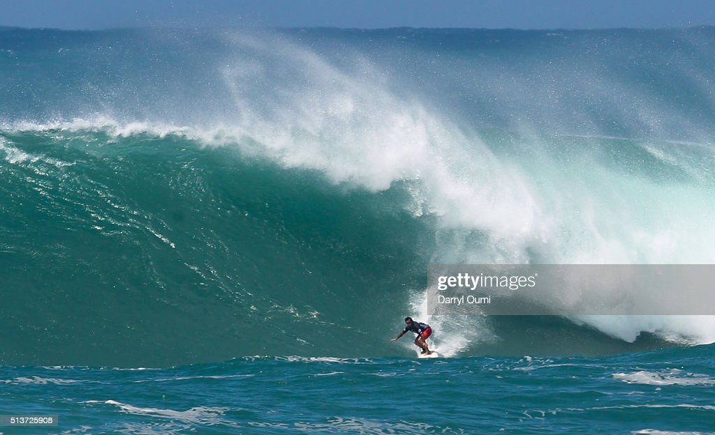 The Quiksliver In Memory Of Eddie Aikau : News Photo
