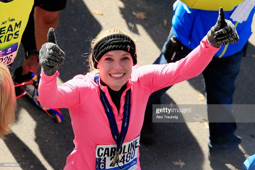 2014 TCS New York City Marathon : News Photo